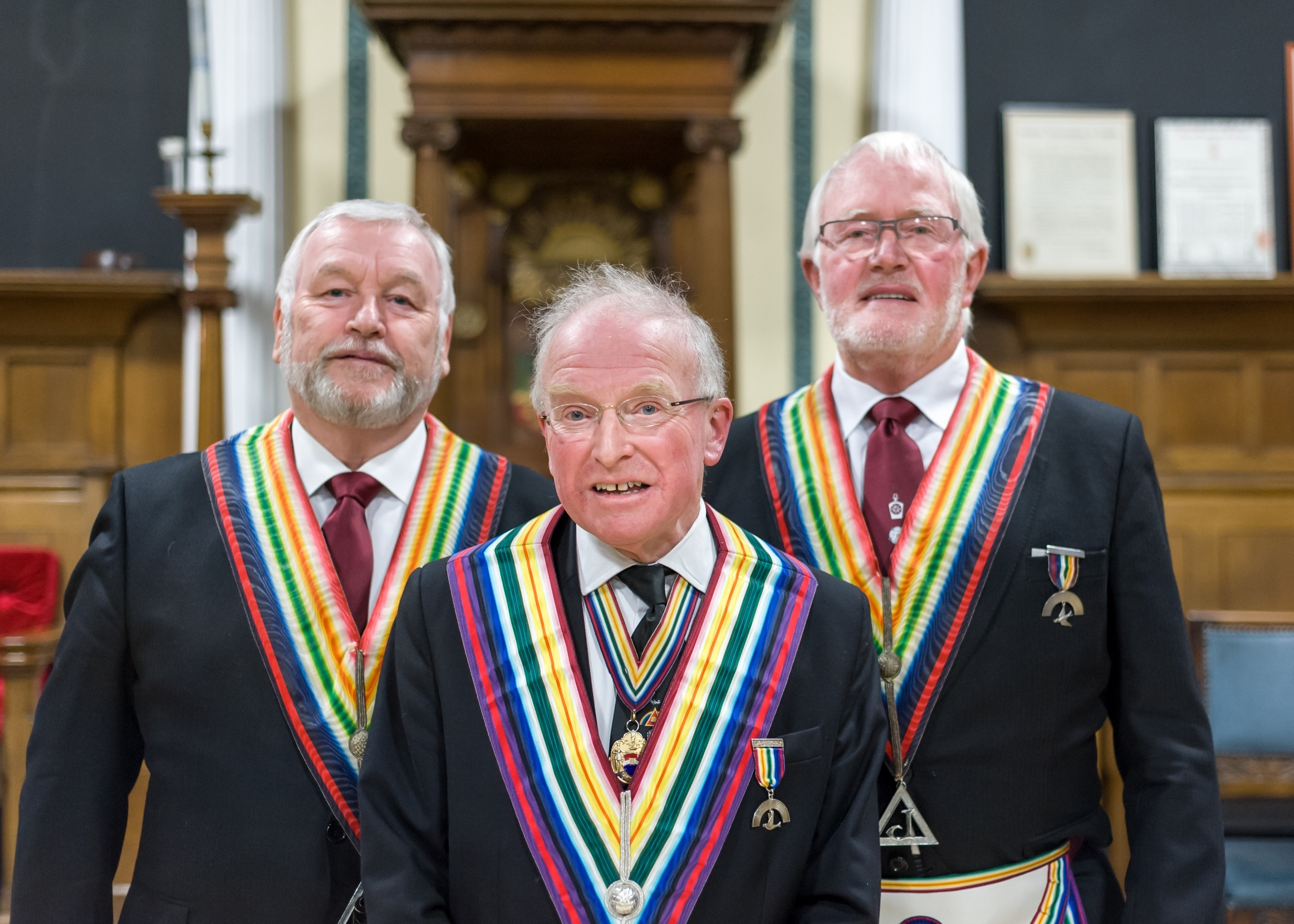You are never too old to take another Step in Freemasonry